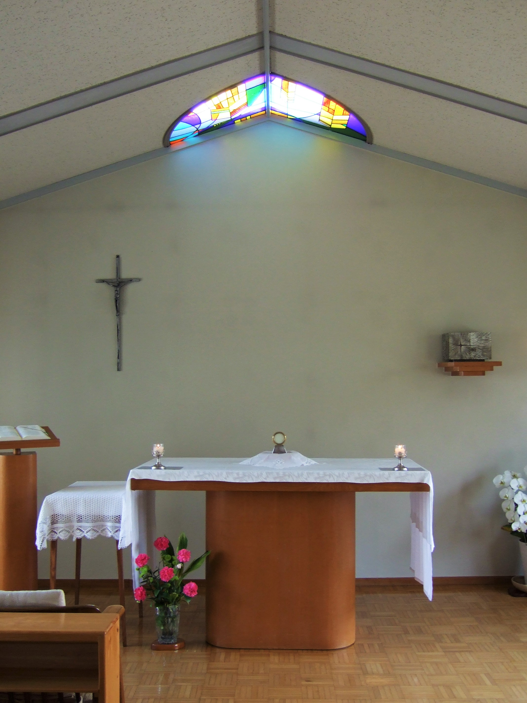 人吉修道院 聖堂