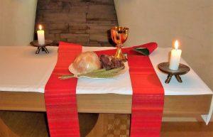 聖木曜日の祭壇