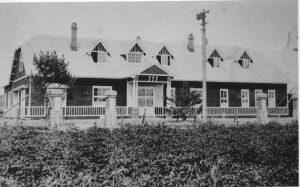 広島修道院に併設された「広島天使病院」