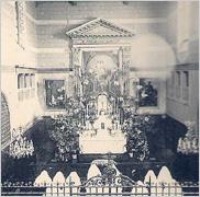 ヘレンが入会したトゥルーズのレパラトリス修道院聖堂